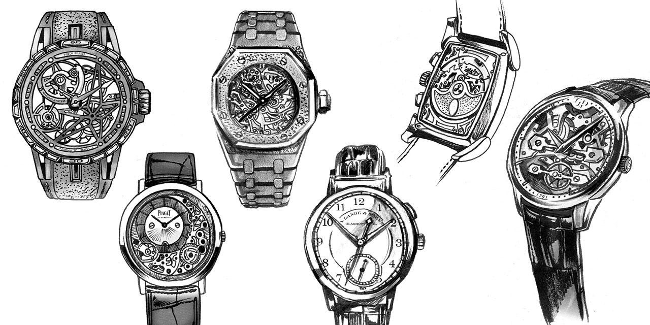 18개의 명품 시계 브랜드, 17개의 독립 시계 브랜드, 4일간의 일정, 고급 시계에 대한 이야기.