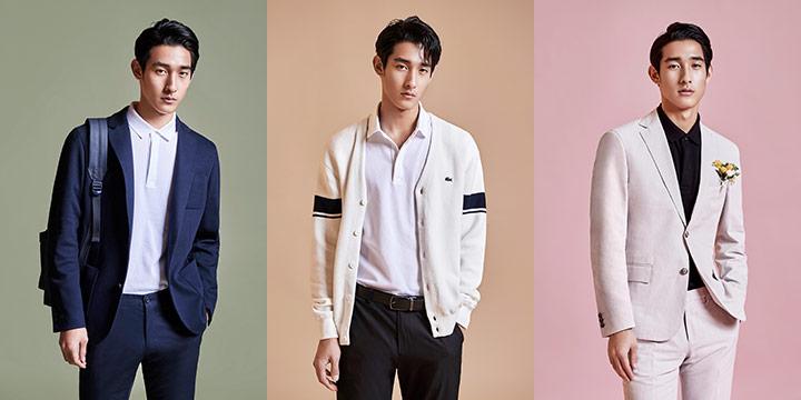 포멀의 개념이 바뀌고 있다. 당연히 슈트에는 셔츠가 정답이었던 예전과 달리 폴로 셔츠만으로도 충분히 진중한 모습을 보여줄 수 있으니까. 셔츠 대신 폴로 셔츠를 입을 때다.