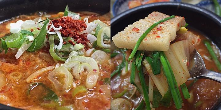 흔한 음식도 맛과 사연을 담으면 치명적이다. 계획대로 남해의 산해진미를 먹진 못했지만 우연히 들어간 돼지국밥집에서 먹은 김치국밥 맛은 치명적이었다.