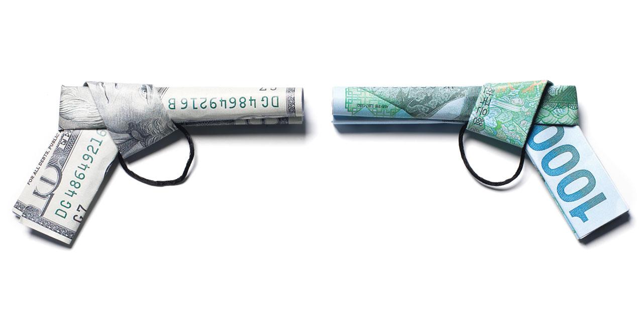 미국이 지나친 보호무역주의로 세계경제를 뒤흔드는 이유가 있다.