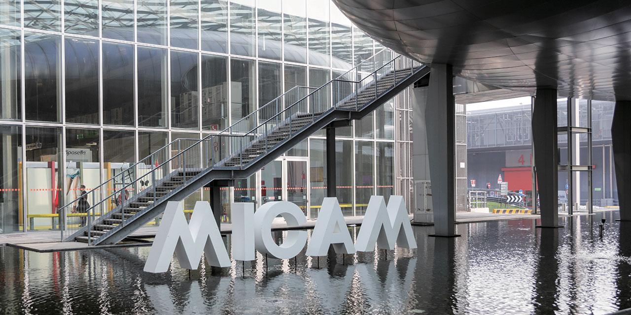 이탈리아 밀라노 국제 신발 박람회 미캄(MICAM)에 다녀왔다.