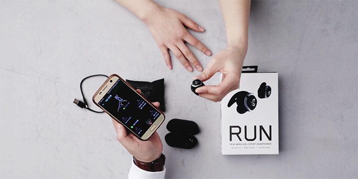 테크 신상품을 친절하게 까드리는 '신개념' 언박싱&리뷰. 달리는 이들을 위한 블루투스 이어폰 제이버드 런(Run)을 낱낱이 파헤쳐 봤다.