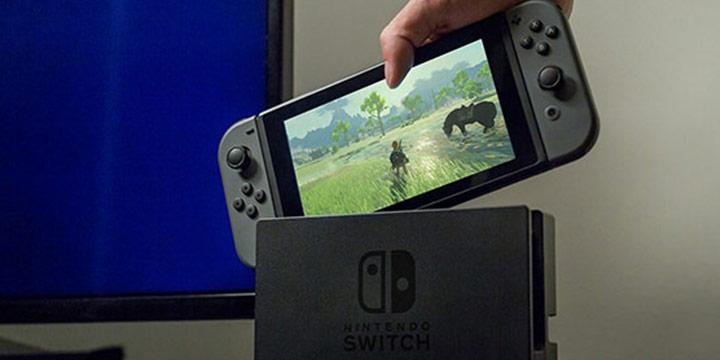 사람들은 닌텐도 스위치를 그저 '신기한 게임기'로 여기지만, 거기에서 끝이 아니다.