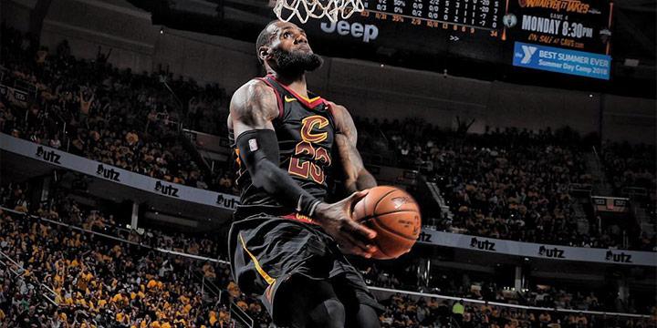 농구팬들 사이에서 르브론 제임스를 화나게 하면 안 된다는 속설이 있다. 그를 화나게 하지 말 것. 그가 '빡브롱'이 됐다면 경기를 포기하는 것이 상책이다.