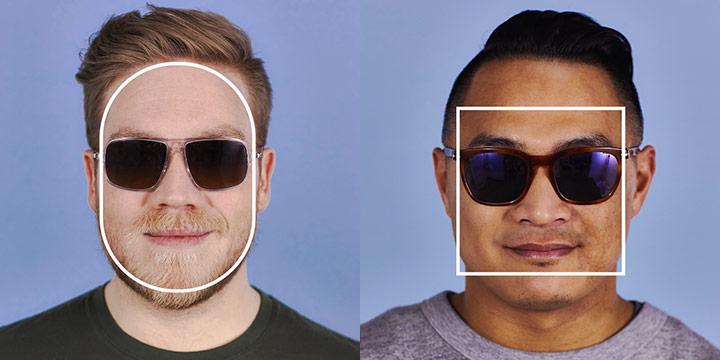 무작정 유행 따라 선글라스를 고르면 실패할 확률이 높다. 얼굴형에 맞는 선글라스를 고른 뒤, 그 안에서 유행을 찾으면 '패알못' 인생도 안녕이다.