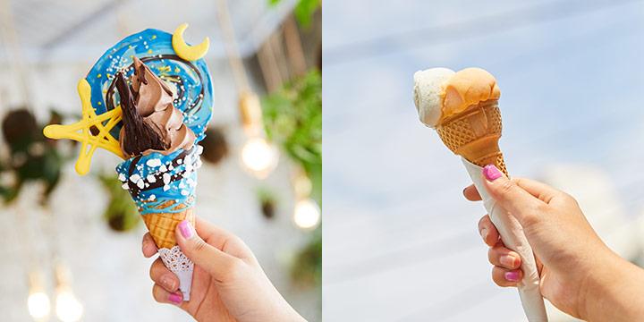 덥다고 데이트 안 할 거면 혼자 살자. 말이 심했다. '여름 데이트 천국' 수제 아이스크림집을 소개한다. 그러니까 좀 가라고.
