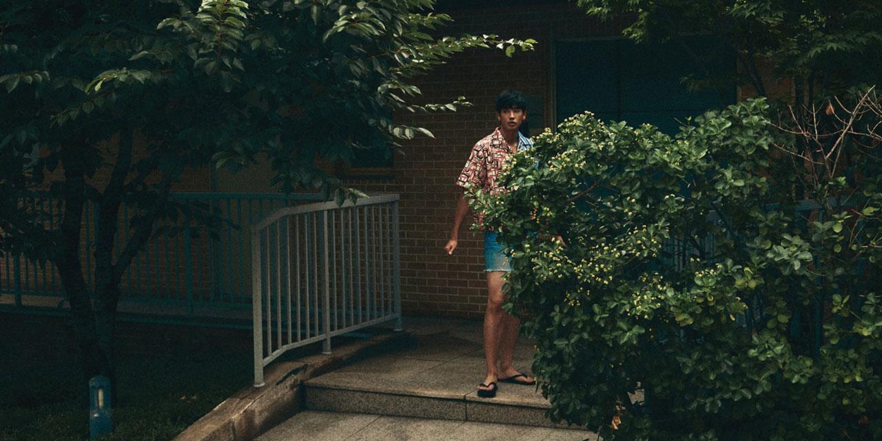 동네를 걷고 자두를 사고 낮잠을 잤다. 8월의 어떤 날.