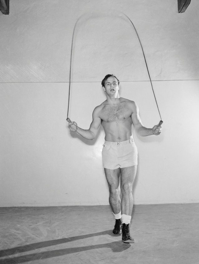 말런 브랜도, 1949년, 캘리포니아