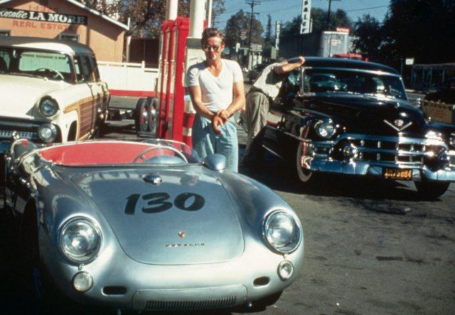 제임스 딘, 1955년, 캘리포니아