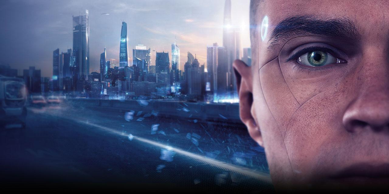 인간형 로봇이 보급화된 미래. 특정 사건을 계기로 일부 로봇의 잠재된 자아의식이 꿈틀거린다.