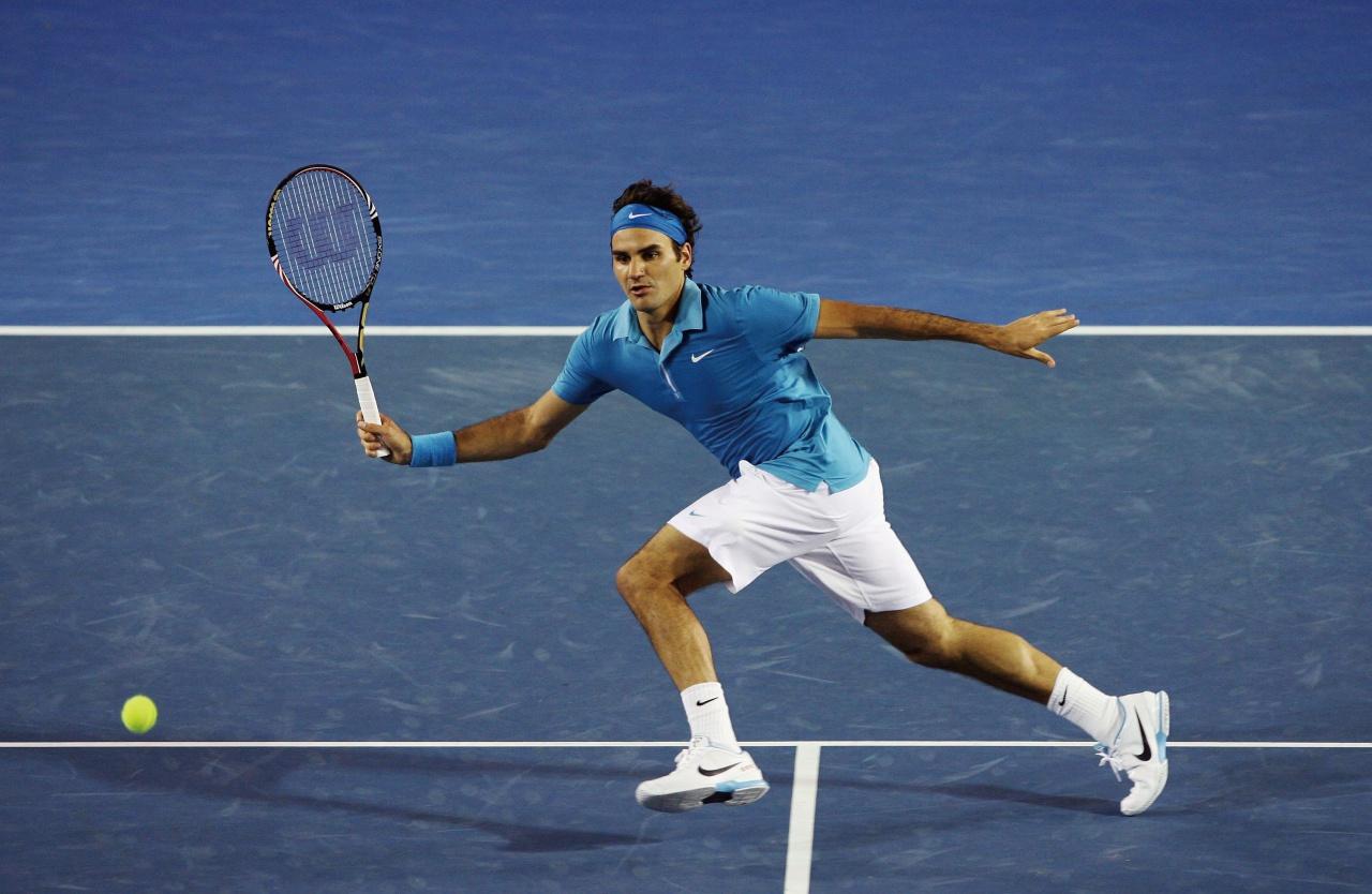 테니스 역사상 가장 위대한 선수를 지켜보는 기쁨과 고통에 대하여.