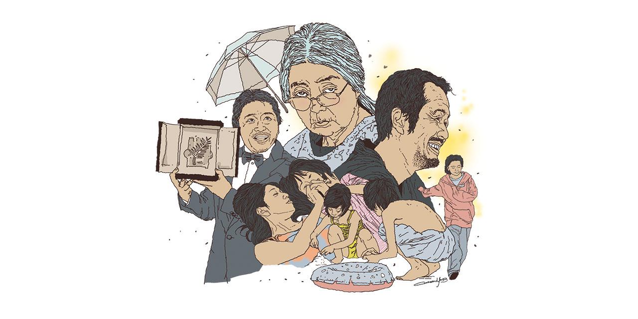'어느 가족'은 관찰과 질문을 이어온 고레에다 히로카즈의 정수다.