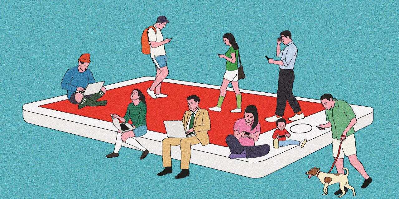 현대인은 미디어 유발 트라우마에 시달린다. 요즘 미디어는 마약 판매상 같다.