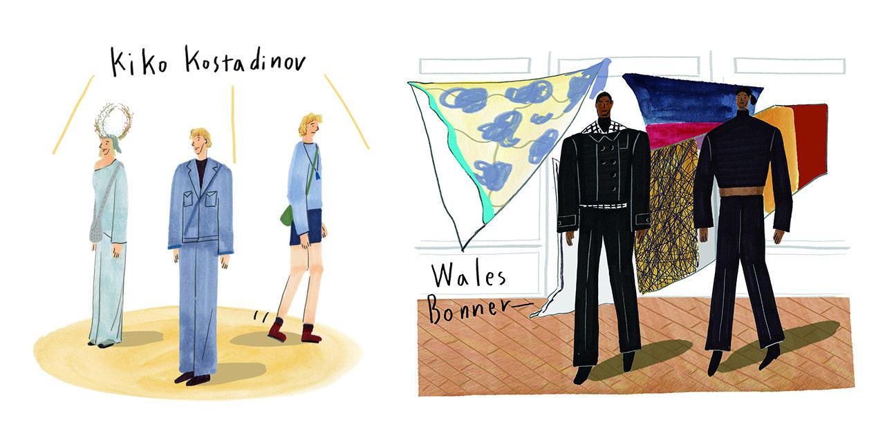 2018년 가을·겨울 시즌에 우리를 매료시킬 런던의 스타일과 밀라노의 디자이너와 파리의 브랜드에 관한 '에스콰이어' 패션 위크 토크.