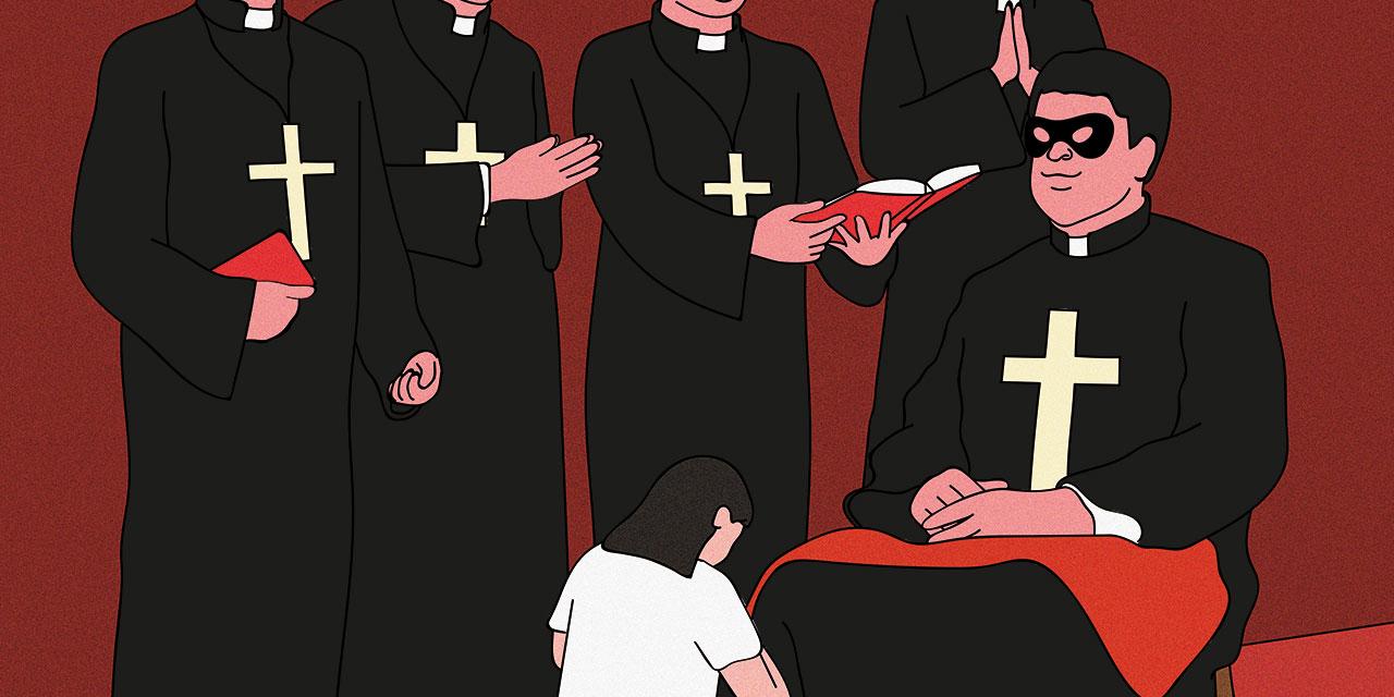 신을 믿는 이들이 신을 저버렸다. 성직자들의 아동 성추행 사건이 또다시 일어났다.