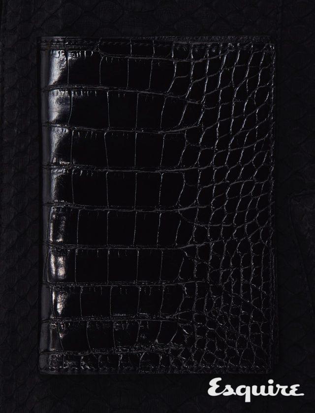 악어가죽 여권 케이스 280만원 A.B.P 파리 by 이나폴리.