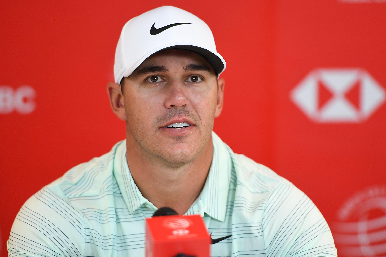 브룩스 켑카는 2017-2018 PGA 올해의 선수상을 수상하며 전성기의 시작을 예고했다.