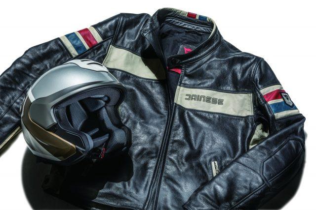 슈베르트 M1 헬멧 64만9000원, 세나모토(touratechkorea.com). 다이네즈 HF D1 재킷 63만원, 하이랜드모터스(highlandmotors.kr).