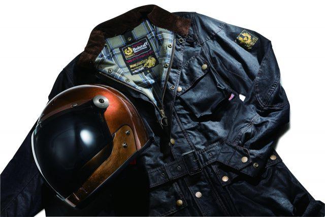 벨티 마크1 퍼스트 컬렉션, 헬멧 121만원, 벨스타프, 트라이얼 마스터 스티브 맥퀸 레플리카 재킷 148만원 모두 어바너스(urvannus.com).