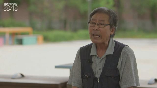 김진홍(?~) 철거민. 당시의 승리자라고 할 법한 허화평 측에서는 한 명만 나오지만 당시에 억울했던 사람은 김동원과 김진홍 두 명이 나온다. 사려 깊은 균형 감각.