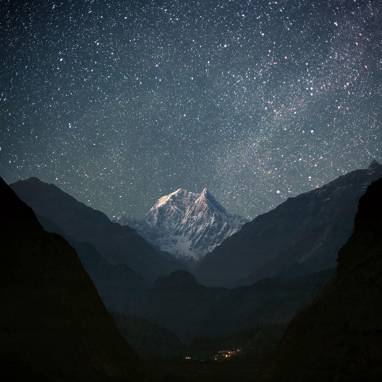 김창호는 진정한 산악인이었다. 묵묵히 정상을 향하던 별이 졌다.