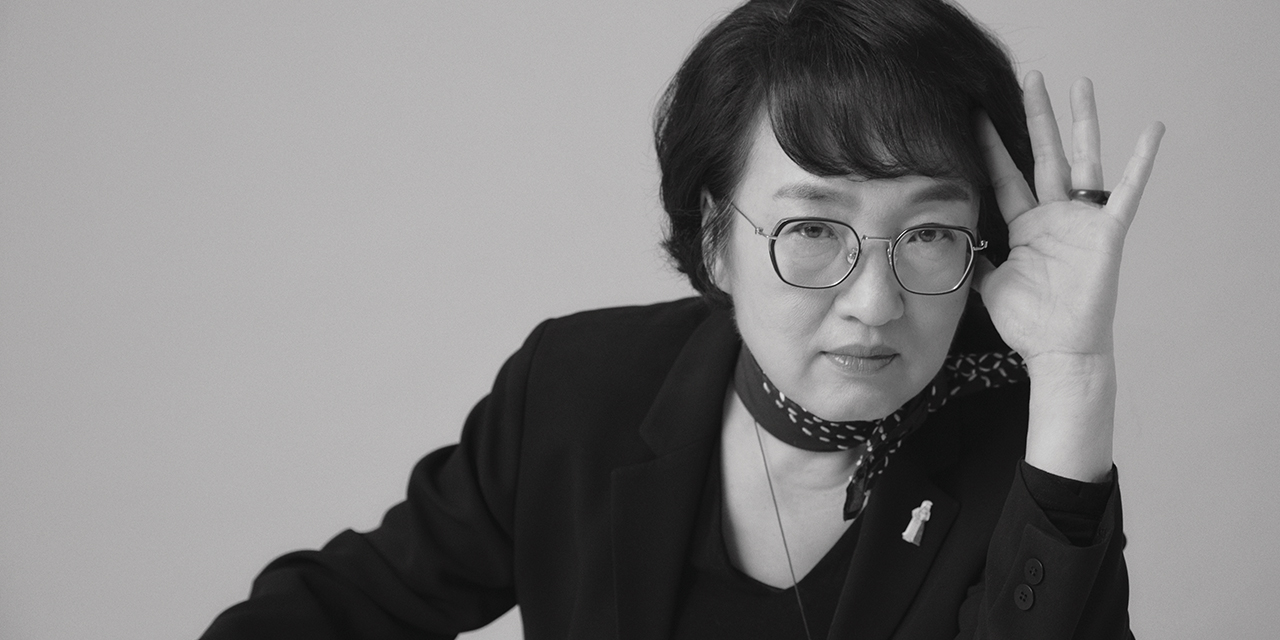 '알쓸신잡' 김진애 박사는 늘 이방인의 경계를 따랐다.