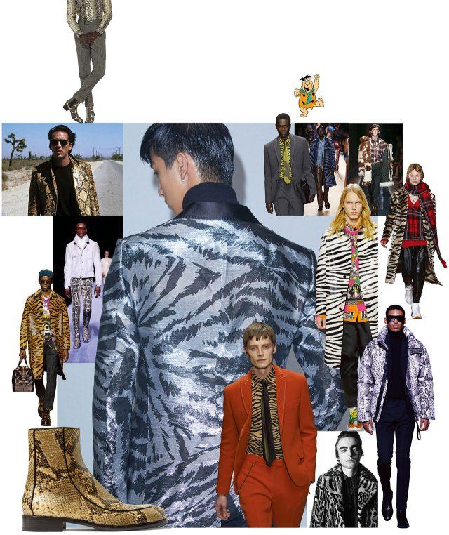 이브닝 재킷, 터틀넥 니트 모두 가격 미정 톰 포드.