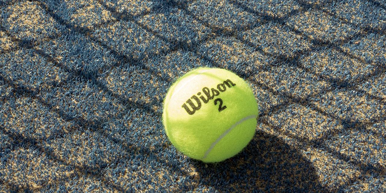 테니스가 너무너무 좋다고 말하는 남자들을 만났다.
