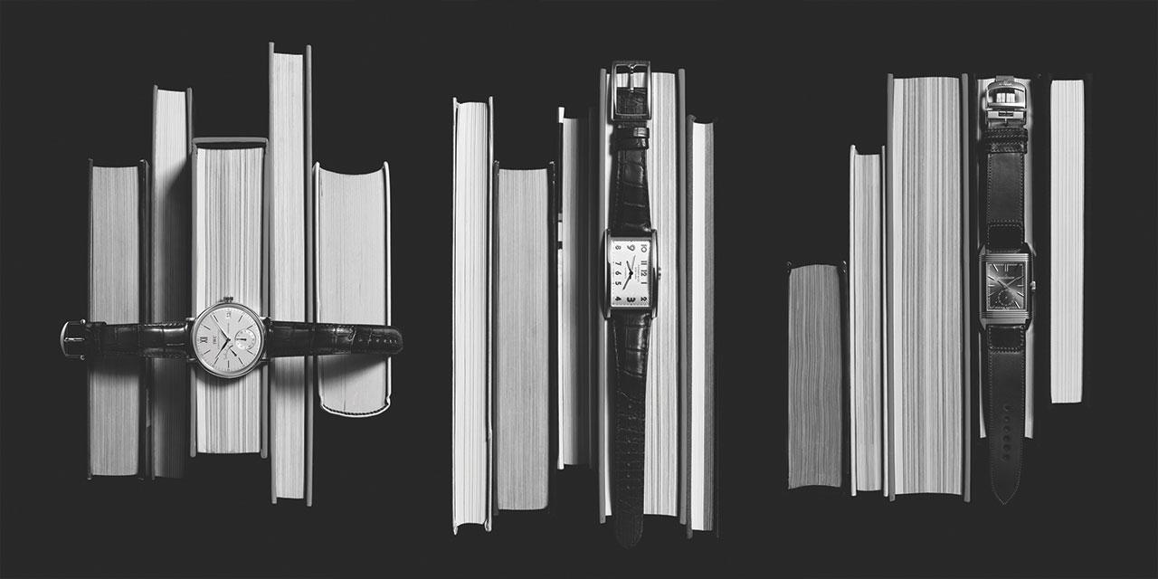 시간을 읽는 시계.