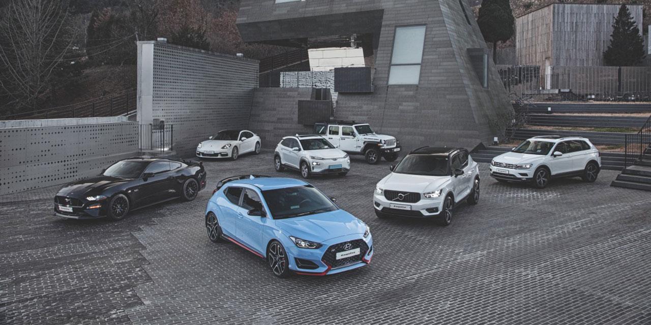 '에스콰이어'가 2018년에 출시한 신차 중에서 기억해야 할 자동차 7대를 골랐다.