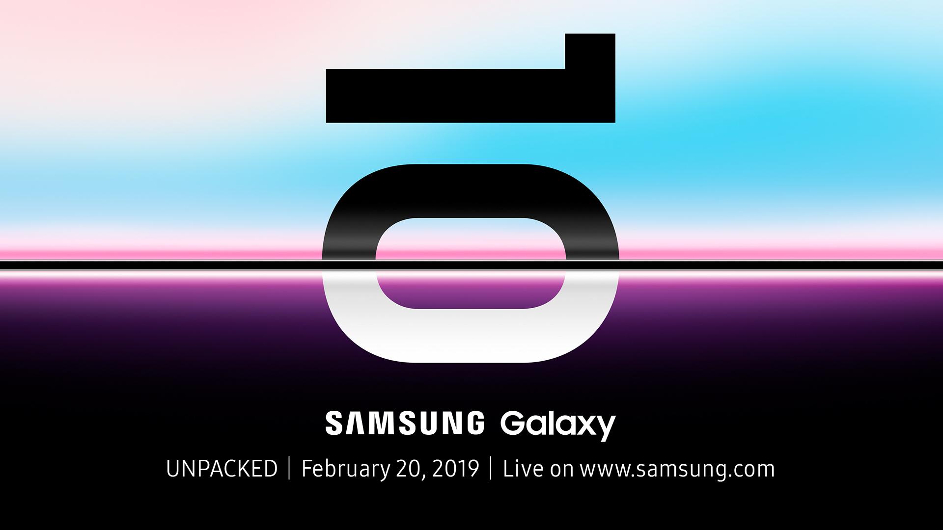 갤럭시 10년 역사상 역대급 스펙이라 평가 받는 갤럭시 S10이 2월 20일 공개된다.