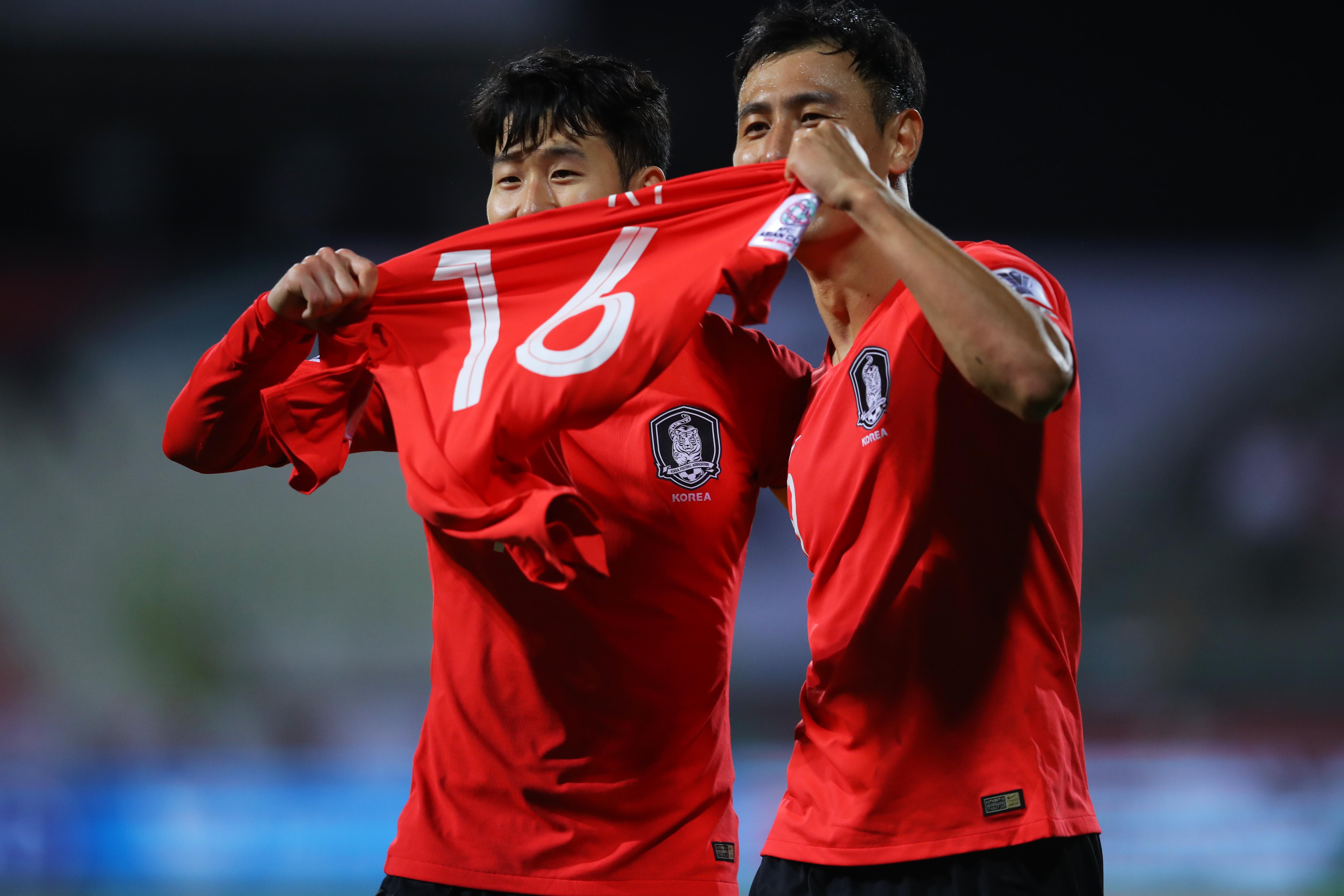 한국 축구 대표팀이 바레인과의 아시안컵 16강전에서 가까스로 승리했다.