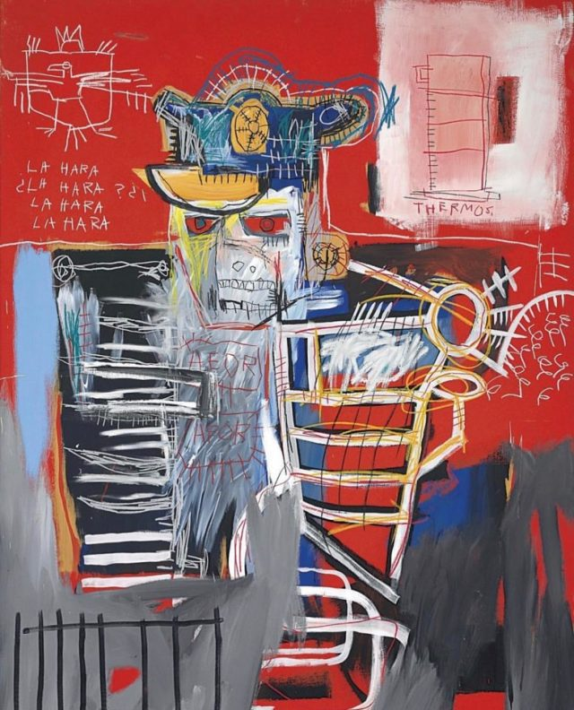 La Hara, 1981 @Basquiatart