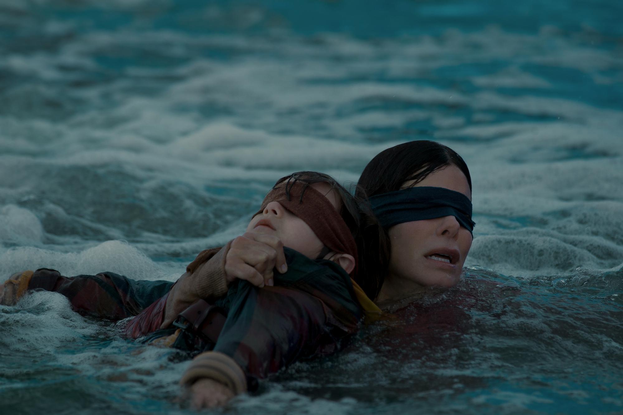 '버드박스', '옥자', '라이프 오브 파이'는 넷플릭스에서 볼 수 있다.