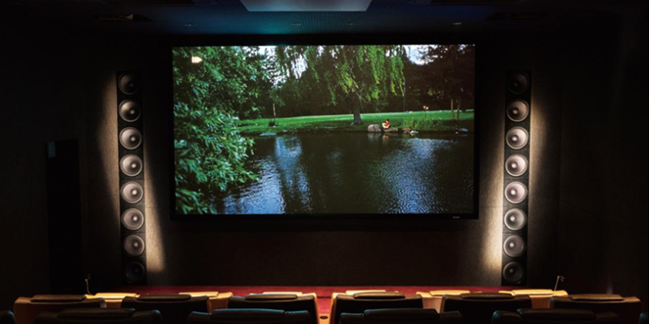 오드의 새로운 공간 오르페오는 전세계 최고의 사운드 엔지니어들이 설계한 시청각 공간이다.
