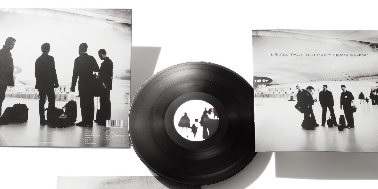 U2의 열 번째 앨범 'All That You Can't Leave Behind'는 실로 완전하다.