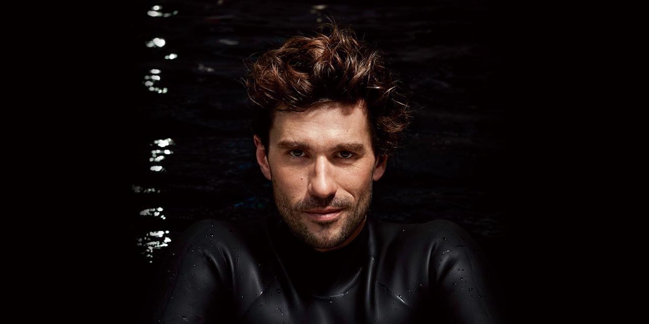 세상 모든 것으로부터 해방된 자유인, 세계 프리 다이빙 챔피언 기욤 네리를 만났다.
