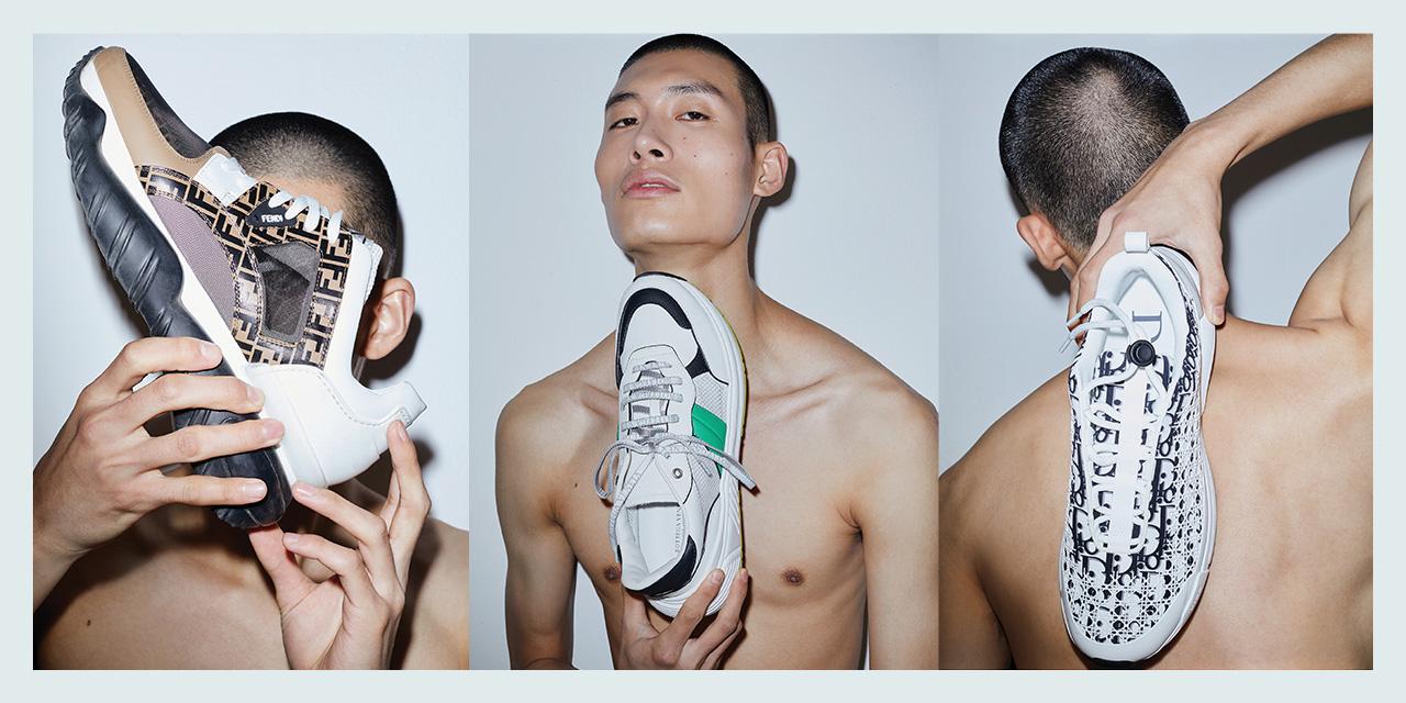 Me, Myself & Sneakers.