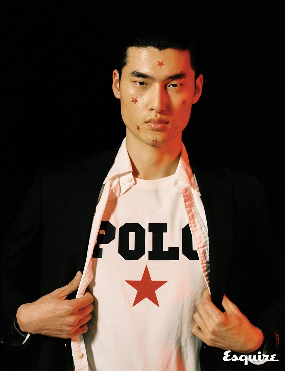 재킷, 셔츠, 티셔츠 모두 가격 미정 폴로 랄프 로렌.