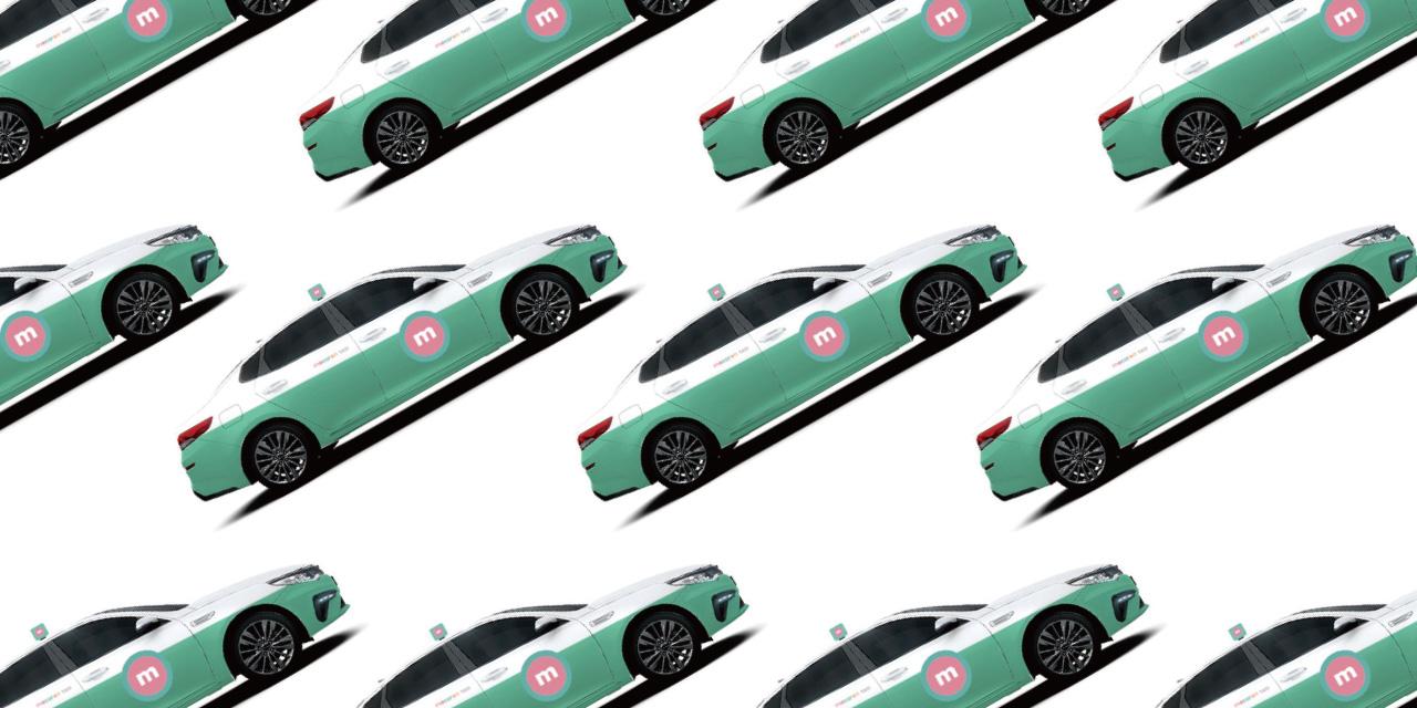 KST모빌리티가 택시 기반의 한국형 스마트 모빌리티 서비스 시장을 개척한다.