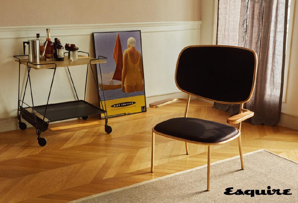 BALLOON chair by Kyuhyung Cho