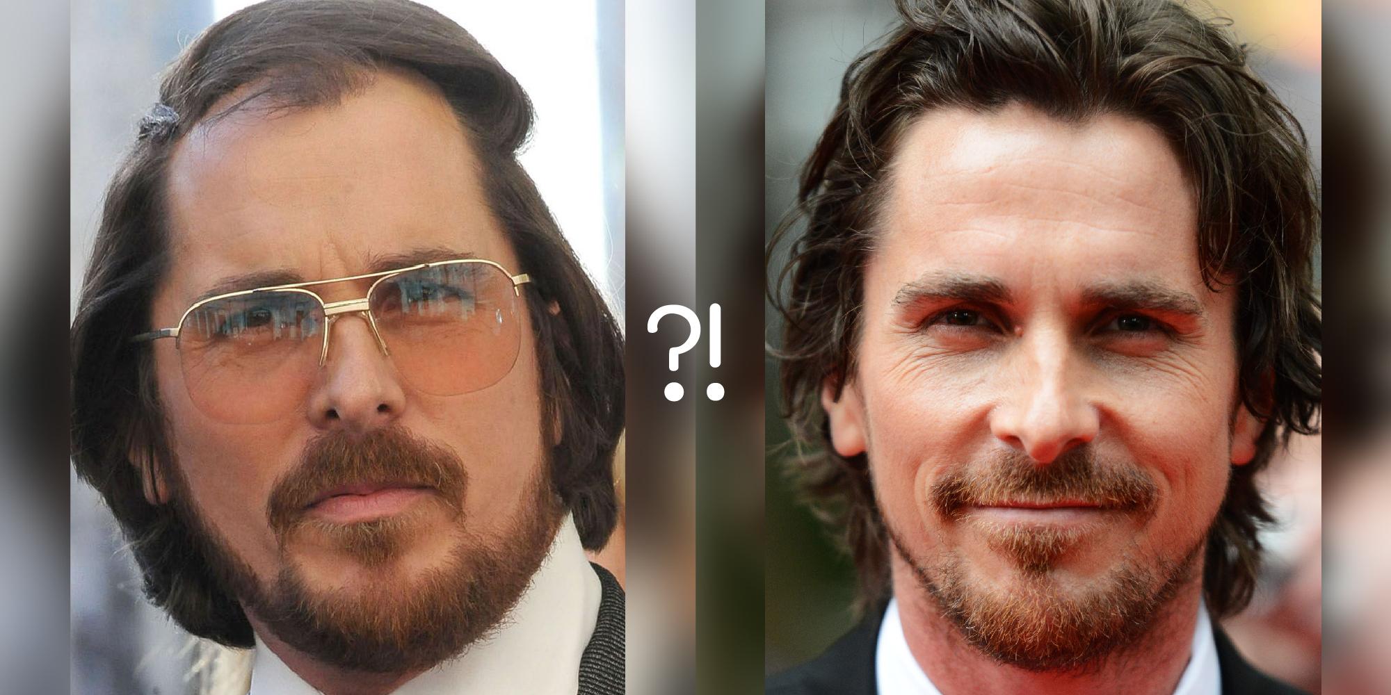 '남자=머리빨'은 불변의 진리다. 조각 미남 크리스찬 베일도 '바코드 스타일'을 하면 어떻게 보이는지 방금 클릭할 때 봤잖아.