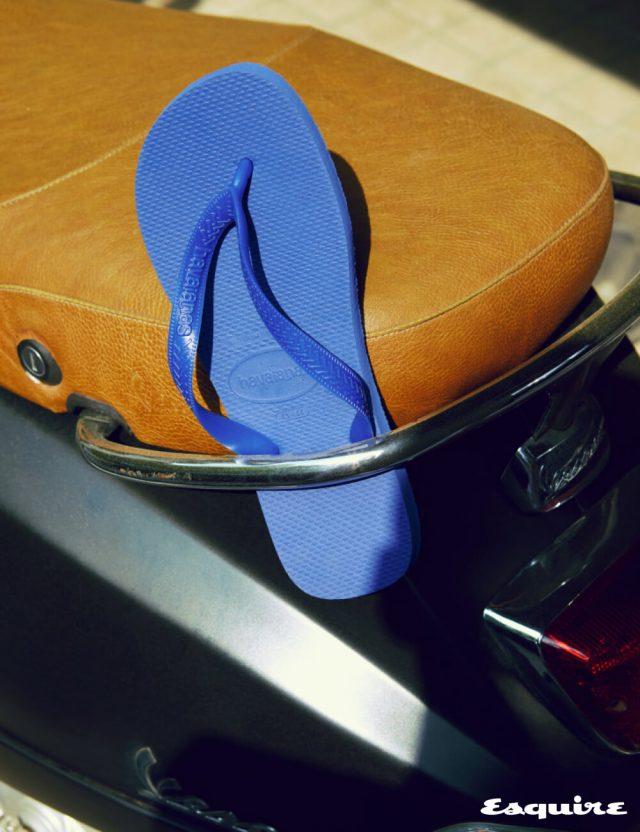 파란색 플립플롭 2만원대 하바이아나스.
